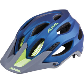Alpina Carapax Bike Helmet blue